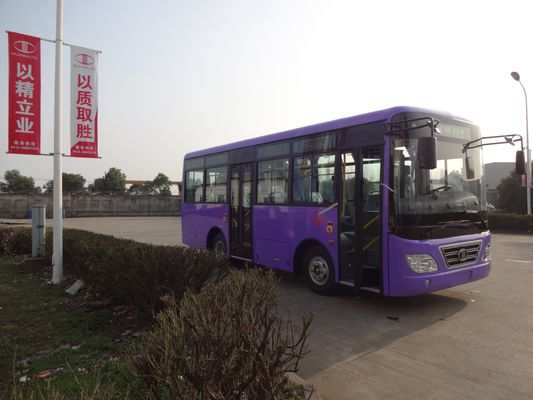 Chiny Low Floor Inter City Buses 48 Seater Coaches 3300mm Wheel Base dystrybutor